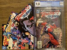 Harley Quinn #1 CGC 9.8 +2 3 4 NM+ | DC 2000 | 1st Harley Quinn Ongoing Series