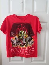 Star Wars Boba Fett T Shirt Size Youth Medium