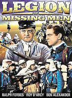Legion of Missing Men DVD 1937 Ralph Forbes, Ben Alexander War Movie