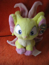 NEW NWT Neopets Neopet Faerie Acara 10 in tall plushie