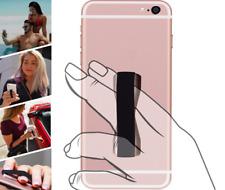 I Phone Ring Holder Hand For I Phone I Pad Smart Phone Black New *USA Seller*