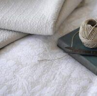 Christy Botanist Single Duvet Cover Only 100% Cotton- Jacquard RRP: £100