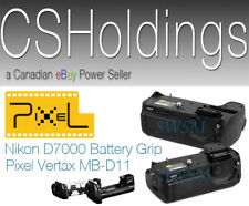 New Pixel Vertax Professional Battery Grip MB-D11 for Nikon D7000 EN-EL15