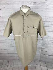 Men's B-D-W BOY Done Wrong Shirt-Taglia XXL-Beige-Nuovo con etichette!