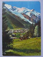 CPA Postcard - France - Chamonix (74) Mont-Blanc - Vue générale