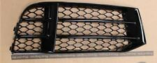 Audi RS5 Right side grid grill front lower bumper grille gloss in black finish