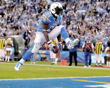 LaDAINIAN TOMLINSON Photo Picture SAN DIEGO CHARGERS Football Photograph #2 8x10
