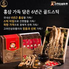 6 Years Korean Red Ginseng Extract Stick 12g X 30 sticks Saponin Korea Ginseng