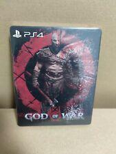 God of War - Steelbook - Custom - Neu/new - NO GAME - kein Spiel