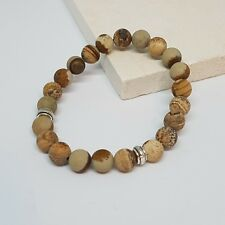 Calming and Soothing Bracelet Natural Stone Healing Energy