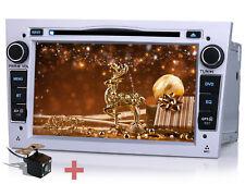 Rückfahrkamera+ Autoradio DVD Wifi GPS Für OPEL Antara Corsa Zafira Tigra Vivaro