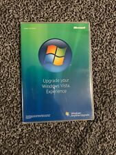 Microsoft Windows Vista Anytime Upgrade 32 Bit Software Factory Sealed
