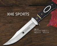 JL A15 Full Tang Survival Military Bowie Camping Hunting Tactical knife Au