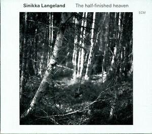 Sinikka Langeland The Half-Finished Heaven CD NEW ECM Records
