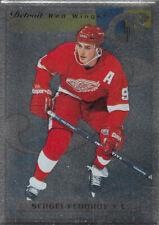 1996-97 Leaf Preferred Steel Hk Cards 1-63 (A0849) - You Pick - 10+ FREE SHIP