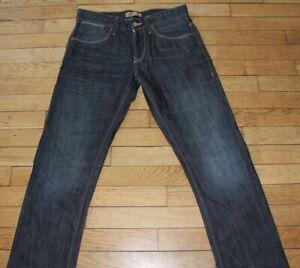 CELIO Jeans pour Homme W 28 - L 30 Taille Fr 38 (Réf # O138)