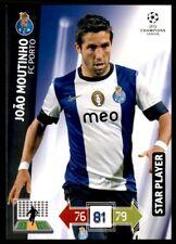 Panini Champions League 2012-2013 Adrenalyn XL Moutinho FC Porto Star Player
