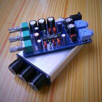 DC6-35V 12V XR1075 BBE Incentive Dual Channel HIFI Audio Pre Amlifier Tone Board