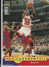 1996-97 Upper Deck Collector's Choice Michael Jordan Chicago Bulls #195.
