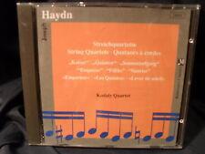 Haydn-coup d'quartette No. 61/62/63 - lac quartet