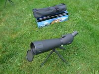 New 25-115x80zoom Telescope / Spotting Scope,Low price?