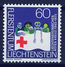 LIECHTENSTEIN 1975 MNH SC.566 Red Cross