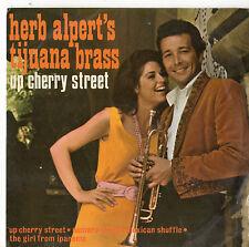"""Herb Alpert - Up Cherry Street 7"""" Ep 1964"""