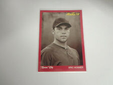 2013 Fathers Day *Studio 13* ERIC HOSMER #17 Royals Panini Packs