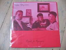 LP BLUE TRAPEZE - MASK & MARQUEE / très bon état