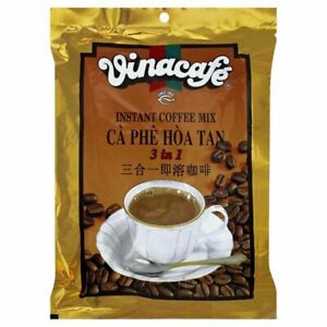 Vinacafe 3-In-1 Instant Vietnamese Coffee 20 Sachets x 20 g