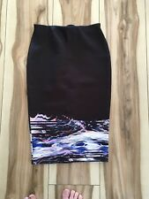 Portmans Scuba Skirt - Size S - 5 or more items postage free (AU Only) - NWOT