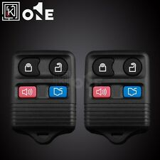 Remote Keyless Entry Key Fob For Ford Escape Mustang Explorer CWTWB1U345  2pcs