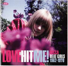 Various – Love Hit Me! Decca Beat Girls 1962-1970 ..... Jewel CD a. Sammlung