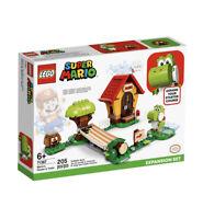 LEGO 71367 Super Mario Mario's House & Yoshi Expansion Set - Brand New! Sealed!