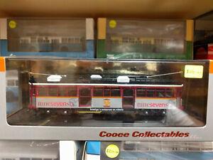 Cooee Collectables W6 No.976 Restaurant Tram Bendigo Australia non motorised