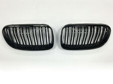 BMW E92 E93 3 Series Coupe Cabriolet Kidney Grill Grille Gloss Black 2010+