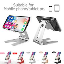 New listing Foldable Mobile Cell Phone Desktop Stand Holder Bracket for iPhone iPad Us