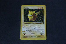 "Pokemon Card Excellent WOTC Black Star Promo ""IVY"" Pikachu #1"