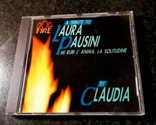 POP FIRE - A TRIBUTE TO LAURA PAUSINI BY CLAUDIA - CD ALBUM