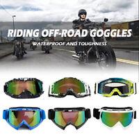 Motorradbrille Goggles ATV MX Brille Helm Moto Cross Enduro MTB Quad ATV Offroad