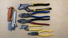 Klein Tools Electrician Journeyman Groove Slip Pliers Set