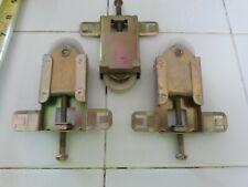 wardrobe door wheel assembly 3 total assembles obsolete