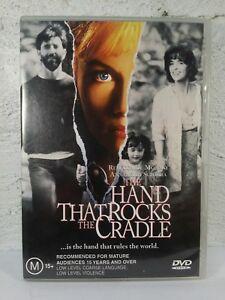 Hand That Rocks The Cradle DVD - 1990s Thriller - Rebecca De Mornay Movie
