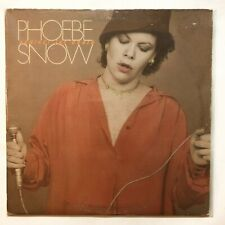 Phoebe Snow ‎– Against The Grain LP Vinyl Record Classic Rock Orig 1978 VG+