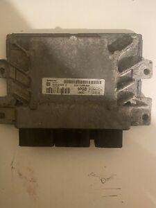 FORD FOCUS III MK3 1.6 Ti 16V ECU ENGINE CONTROL UNIT - DV61-12A650-BBB