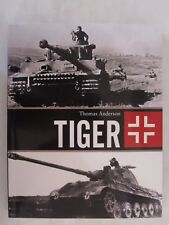 Osprey Book: Tiger - 256 pages, lots of photographs