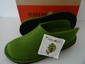 HAFLINGER FLAIR SMILY 39/L 8 New! Grasgrün/Grass green