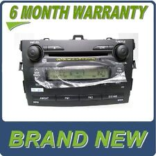 NEW TOYOTA Corolla Radio Stereo 6 Disc Changer MP3 CD Player Factory OEM A51846