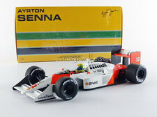 Minichamps McLaren MP4/4 World Champion 1988 Senna #12 1/18 Scale New Release!