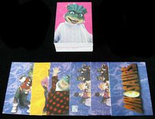 1992 Pro Set Dinosaurs TV Show Trading Card Set (55)